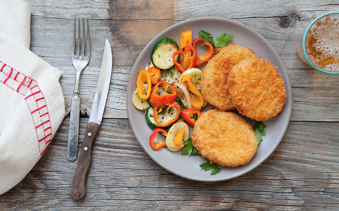 Potato Croquette: Vegetable Image